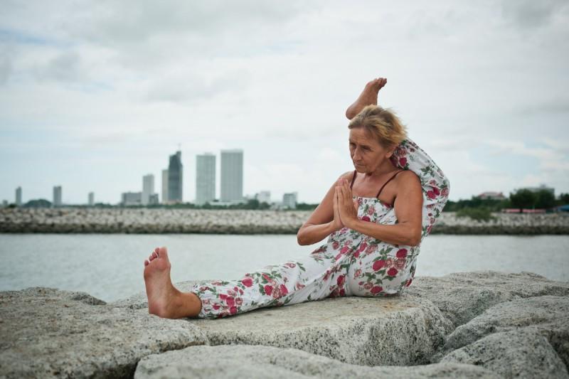 Намасте йога в Паттайе