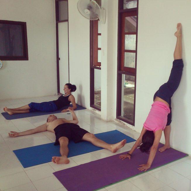 тренировка йоги Паттайя