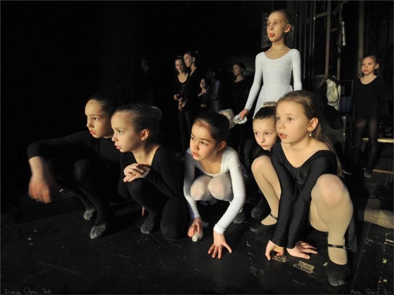 Дети за кулисами Мариинского