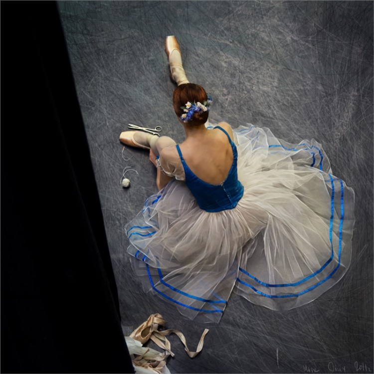 Балерина, Питер
