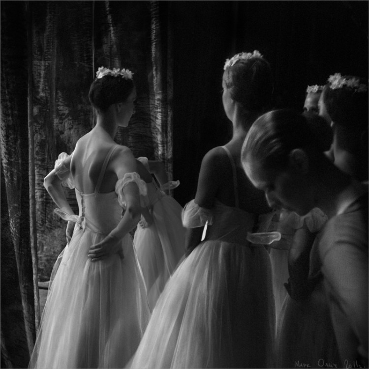 Балерины фотограф Марк Олич