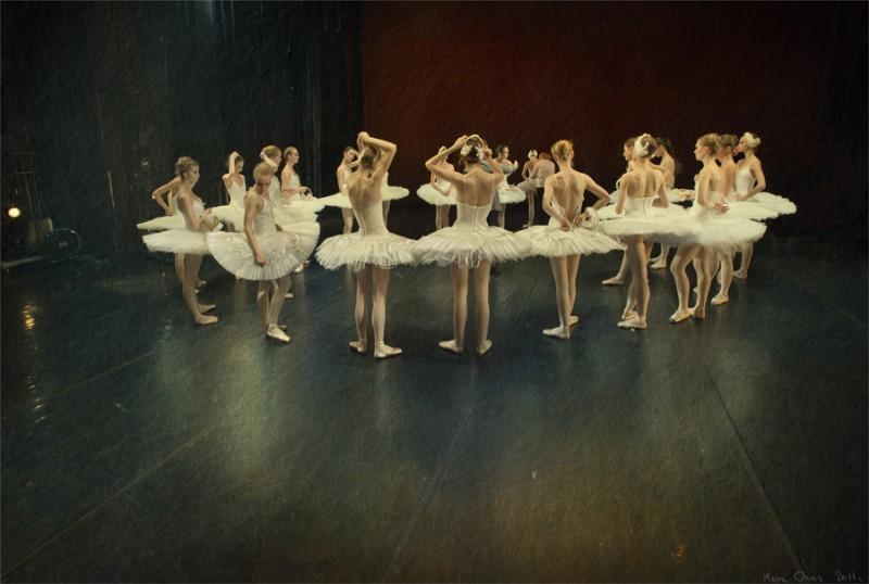 Балет в Мариинском