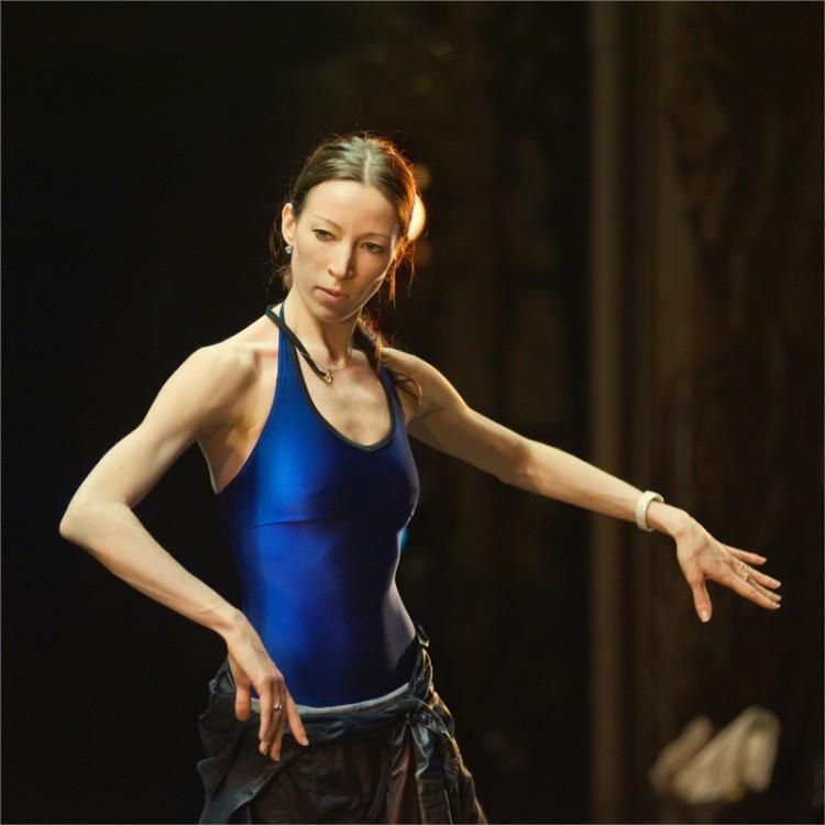 Репетиция Балет Мариинского театра