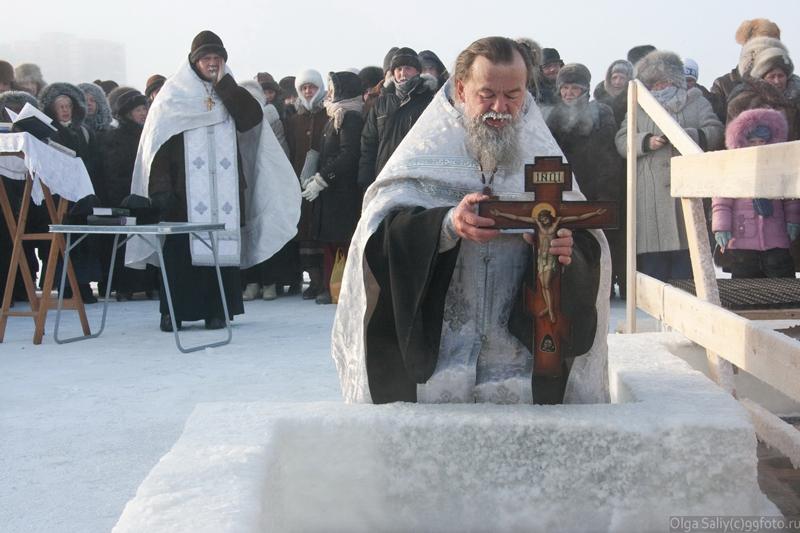 Крещение в Бердске, Россия, фотограф Ольга Салий (46)