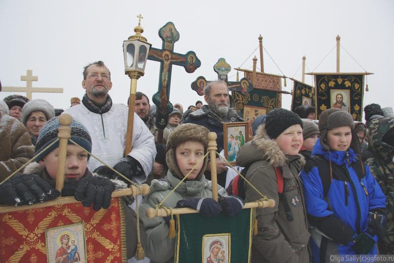 Крещение в Бердске, Россия, фотограф Ольга Салий (48)