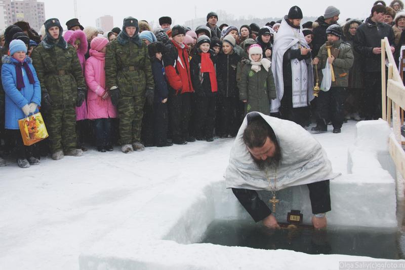 Крещение в Бердске, Россия, фотограф Ольга Салий (50)