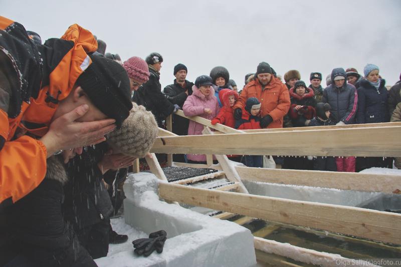 Крещение в Бердске, Россия, фотограф Ольга Салий (52)