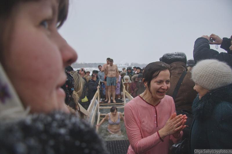 Крещение в Бердске, Россия, фотограф Ольга Салий (62)