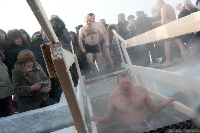 Крещение в Бердске, Россия, фотограф Ольга Салий (66)