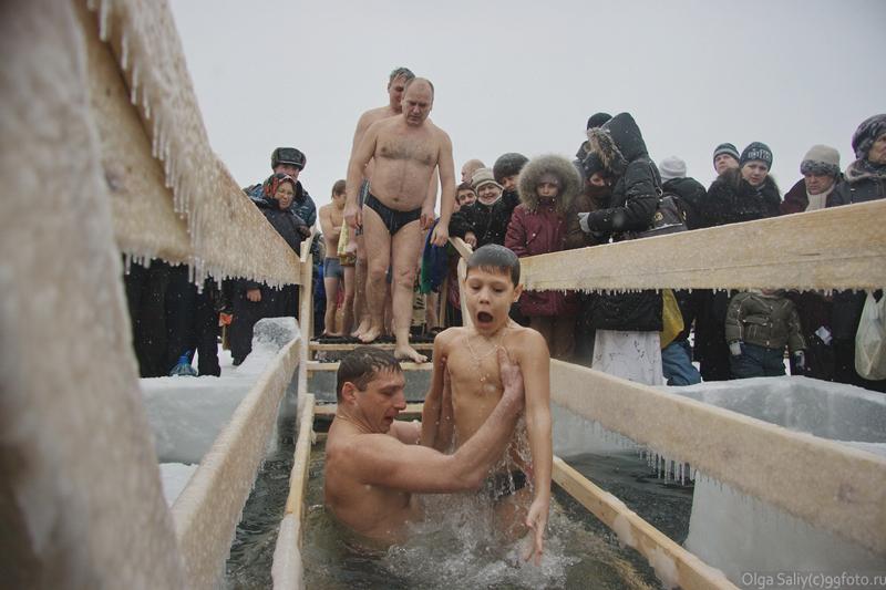 Крещение в Бердске, Россия, фотограф Ольга Салий (74)