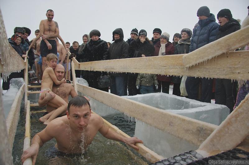 Крещение в Бердске, Россия, фотограф Ольга Салий (76)