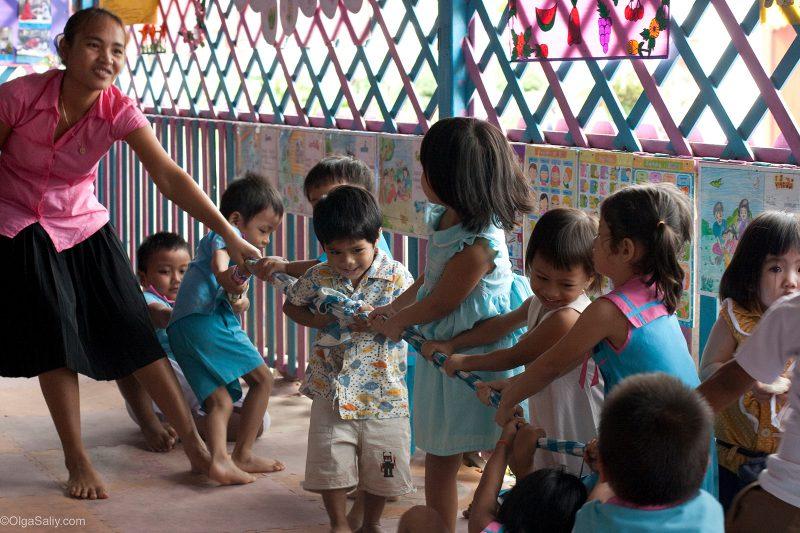 Тайский детский сад, Самуи
