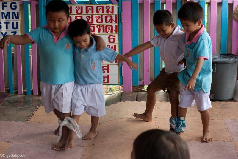 Тайский детский сад в Таиланде (12)