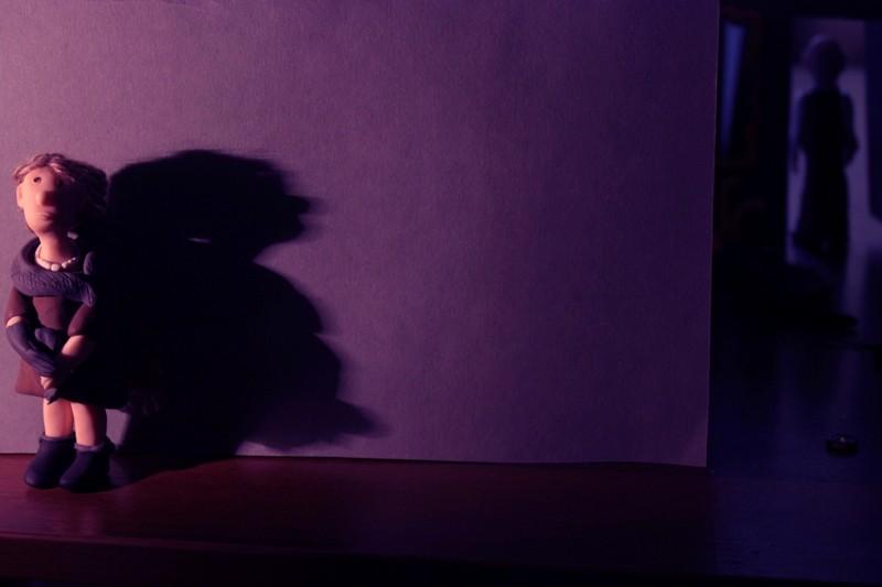 Облако в штанах. Пластилиновая фотоистория Талашкина и Маяковского (3)