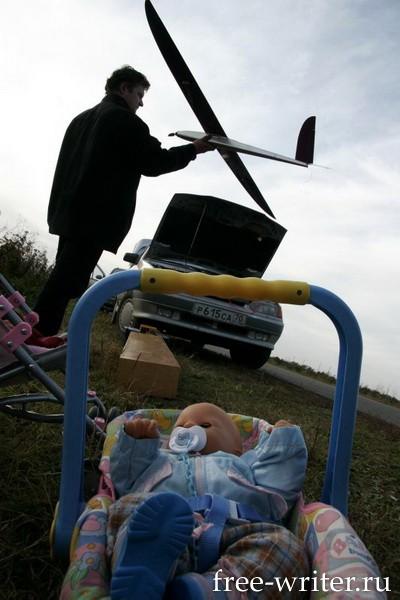 Photostory about Russian pilots (20)