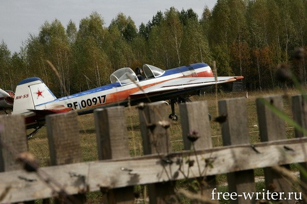 Photostory about Russian pilots (18)
