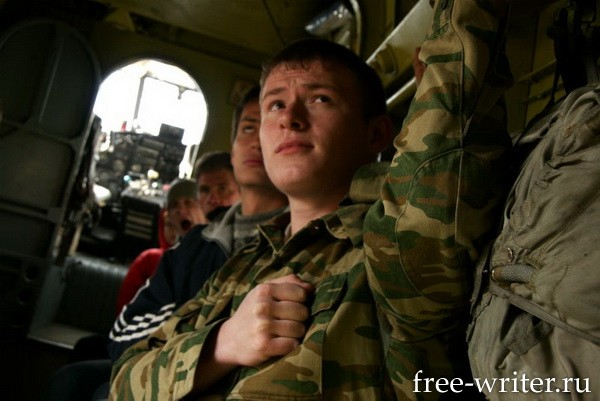 Photostory about Russian pilots (4)