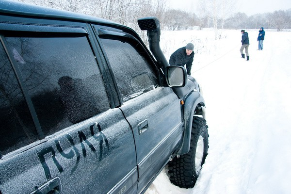 Зимний офроуд Новосибирск (8)