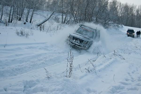 Зимний офроуд Новосибирск (18)