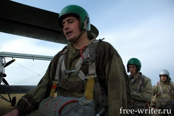 Photostory about Russian pilots (5)