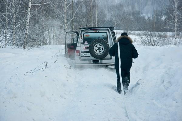 Зимний офроуд Новосибирск (20)