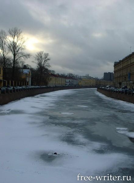 Санкт-Петербург, фотограф Таня Первак