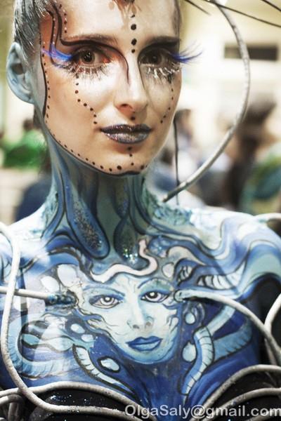 Боди-арт фестиваль на Ко Самуи, Таиланд (23)