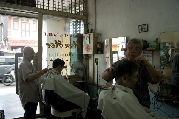 Парикмахеры в Малайзии