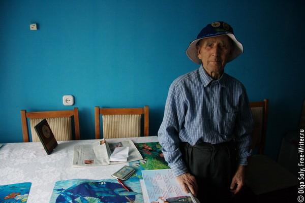 Один день из жизни ветерана ВОВ в России