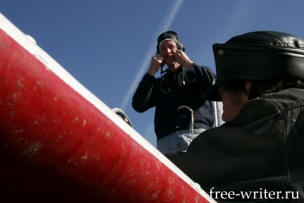 Photostory about Russian pilots (13)