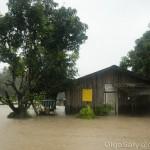 Наводнение в Тайланде глазами очевидца