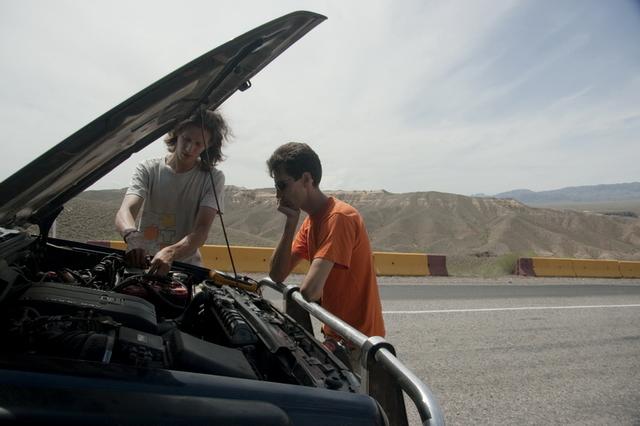Путешествия на машине, ремонт в дороге