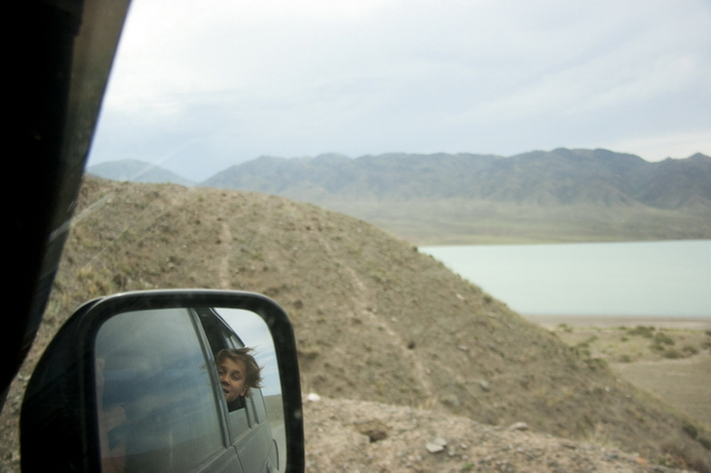Горы Алматы, путешествие на Автомобиле