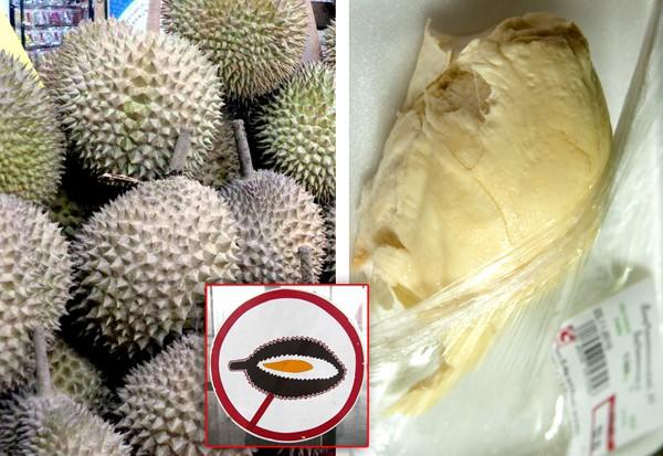 Дуриан - фрукты Таиланда