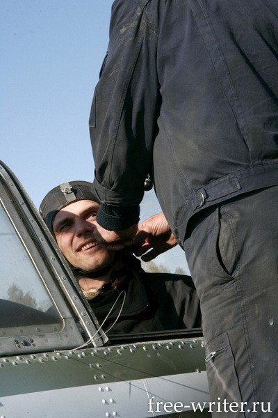Photostory about Russian pilots (9)