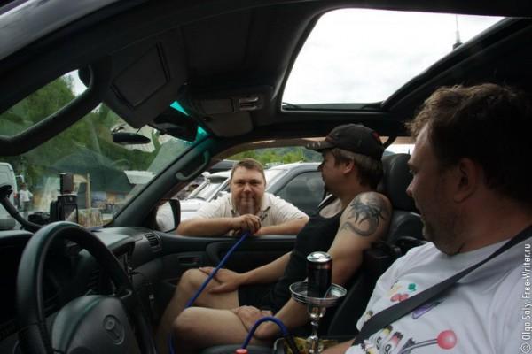 Укок 2009 с Off road master
