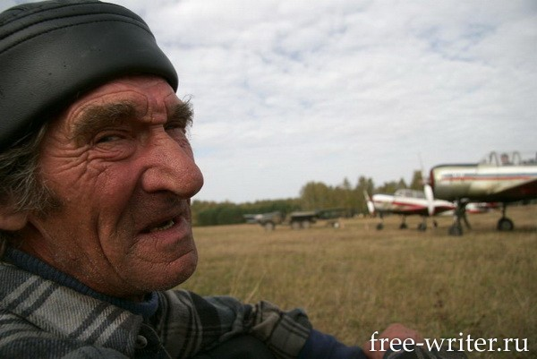 Photostory about Russian pilots (19)