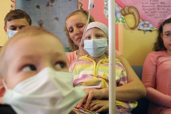 детская онкология (20)