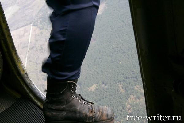 Photostory about Russian pilots (3)