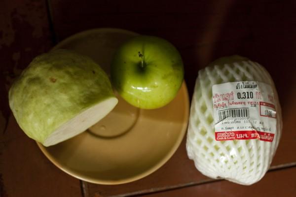 Гуава - фрукты Таиланда