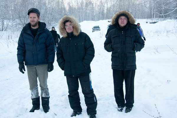 Зимний офроуд Новосибирск (13)