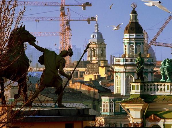 Санкт-Петербург. Russia. St.Petersburg, фото Александр Петросян (96)