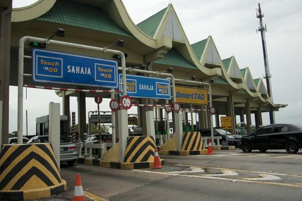 Платные дороги в Малайзии