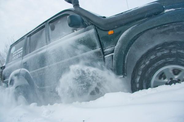 Зимний офроуд Новосибирск (3)
