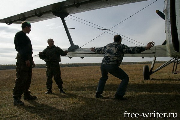 Photostory about Russian pilots (14)