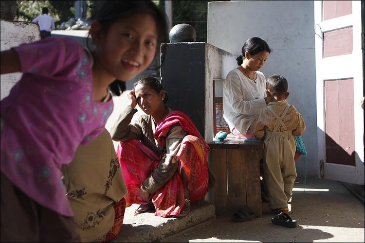 Гималаи, Сикким (20)