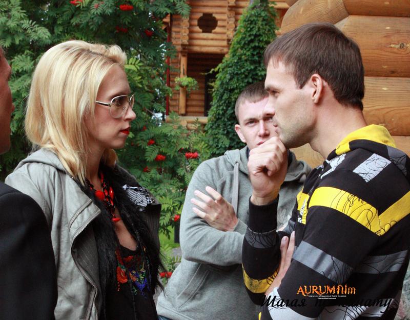 Съёмки фильма Шагая по канату в Новосибирске (5)