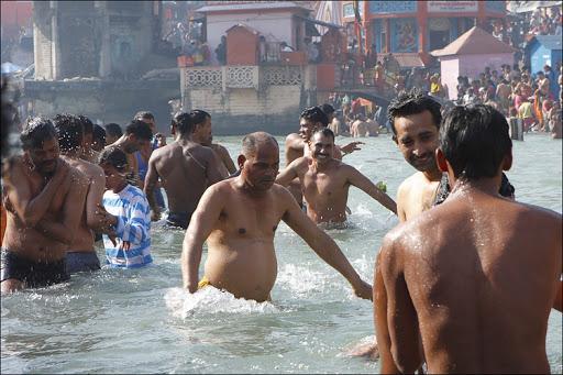 Макар Санкранти, Харидвар (14)