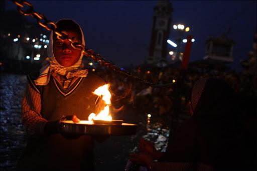 Макар Санкранти, Харидвар (2)