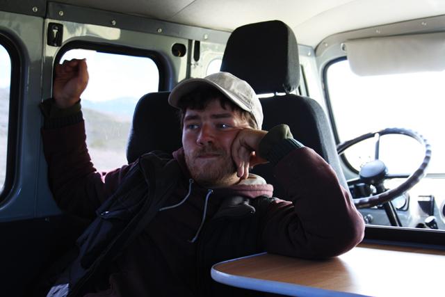 Вело Путешествие по Туве
